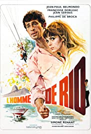 That Man from Rio (1964) Poster - Movie Forum, Cast, Reviews