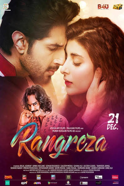 Rangreza 2018 Urdu 350MB Netflix HDRip 480p x264 ESubs Download