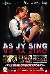 Bobby van Jaarsveld and Leah Van Niekerk in As Jy Sing (2013)