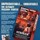 Frank Zagarino in Striker (1988)