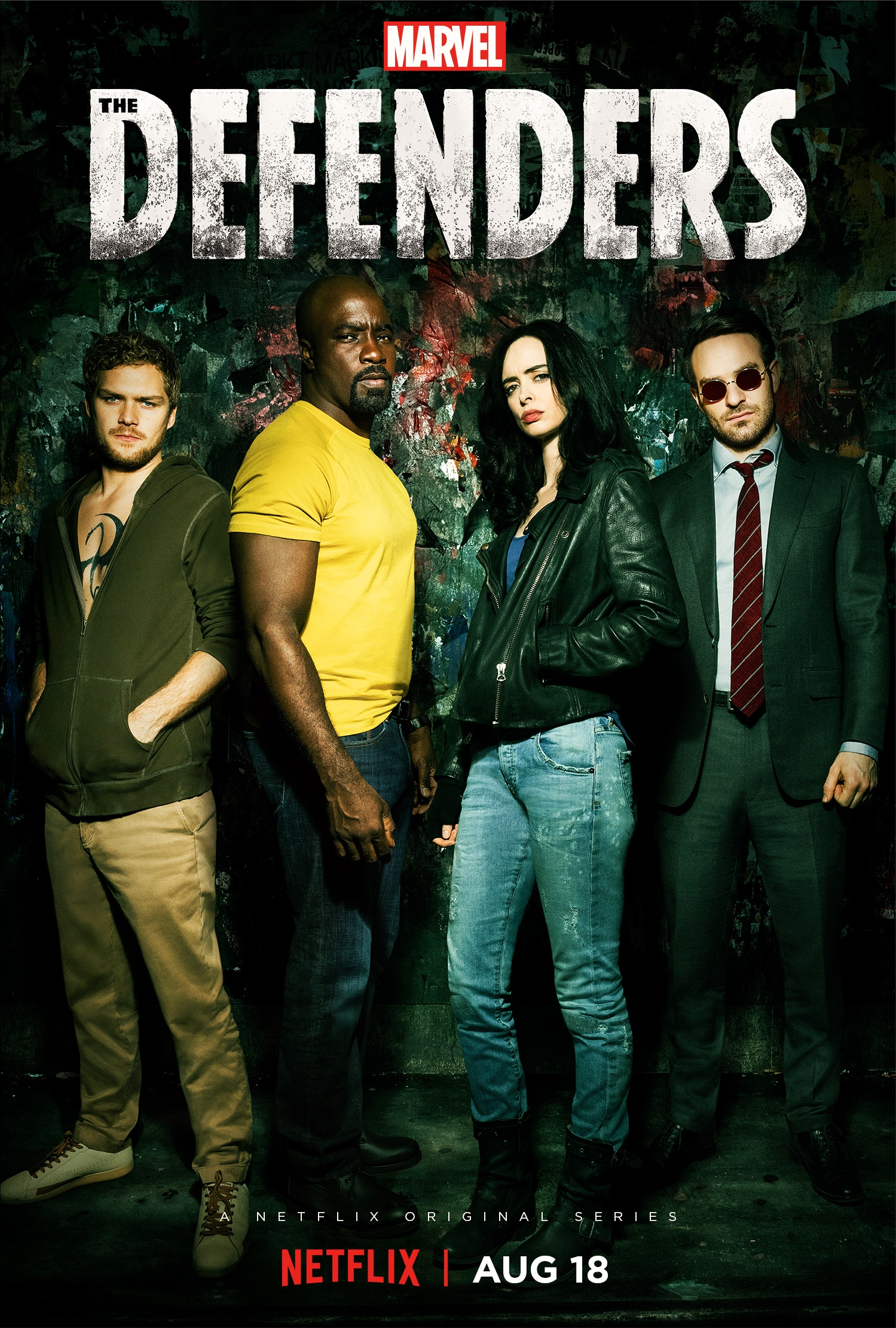 The Defenders Season 1 COMPLETE WEBRip 480p, 720p, 1080p & 4K-2160p