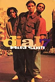 Digable Planets: Dial 7 (Axioms of Creamy Spies) Poster