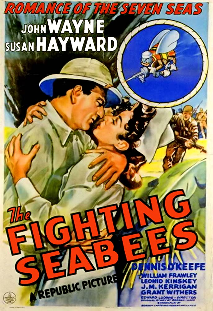 Susan Hayward in The Fighting Seabees (1944)
