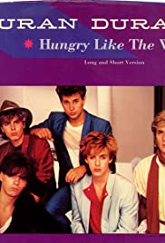 Duran Duran: Hungry Like the Wolf Poster
