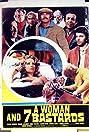 Una donna per 7 bastardi (1974) Poster