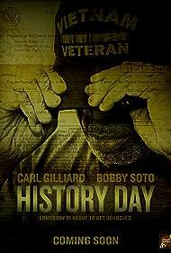 Carl Gilliard in History Day (2017)