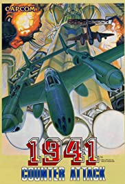 1941: Counter Attack Poster