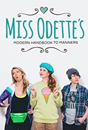 Miss Odette's Modern Handbook to Manners Poster