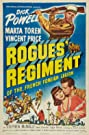 Rogues' Regiment (1948) Poster