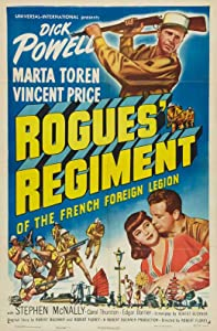 Downloadable movie trailers hd Rogues' Regiment Robert Stevenson [hdv]