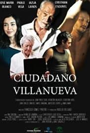 Ciudadano Villanueva Poster