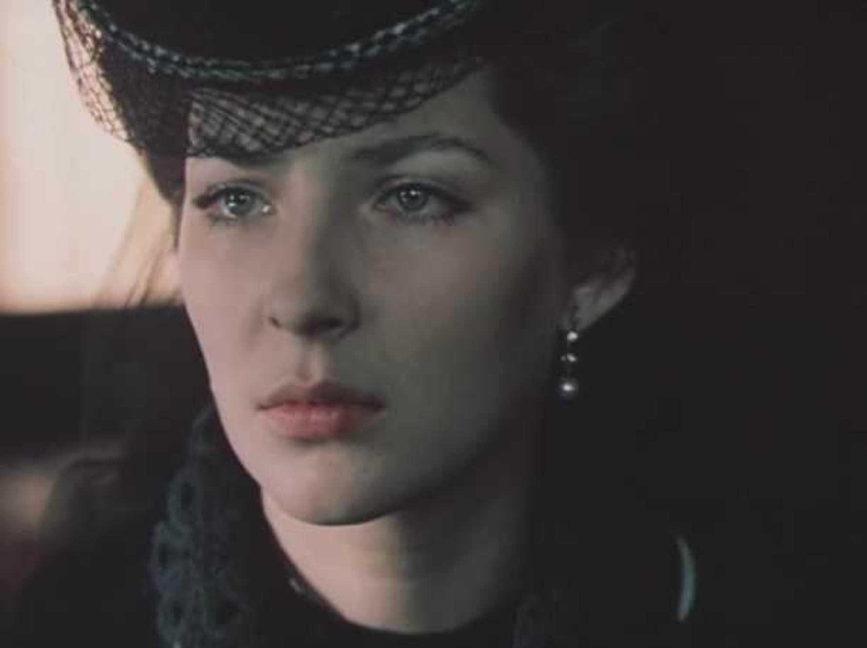Natalya Danilova in Ottsy i deti (1983)