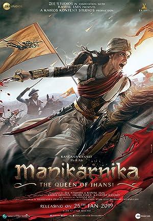 Manikarnika: The Queen of Jhansi Affiche de film