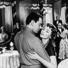 Olivia de Havilland and John Forsythe in The Ambassador's Daughter (1956)