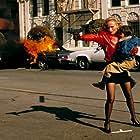Ross Malinger and Renée Soutendijk in Eve of Destruction (1991)