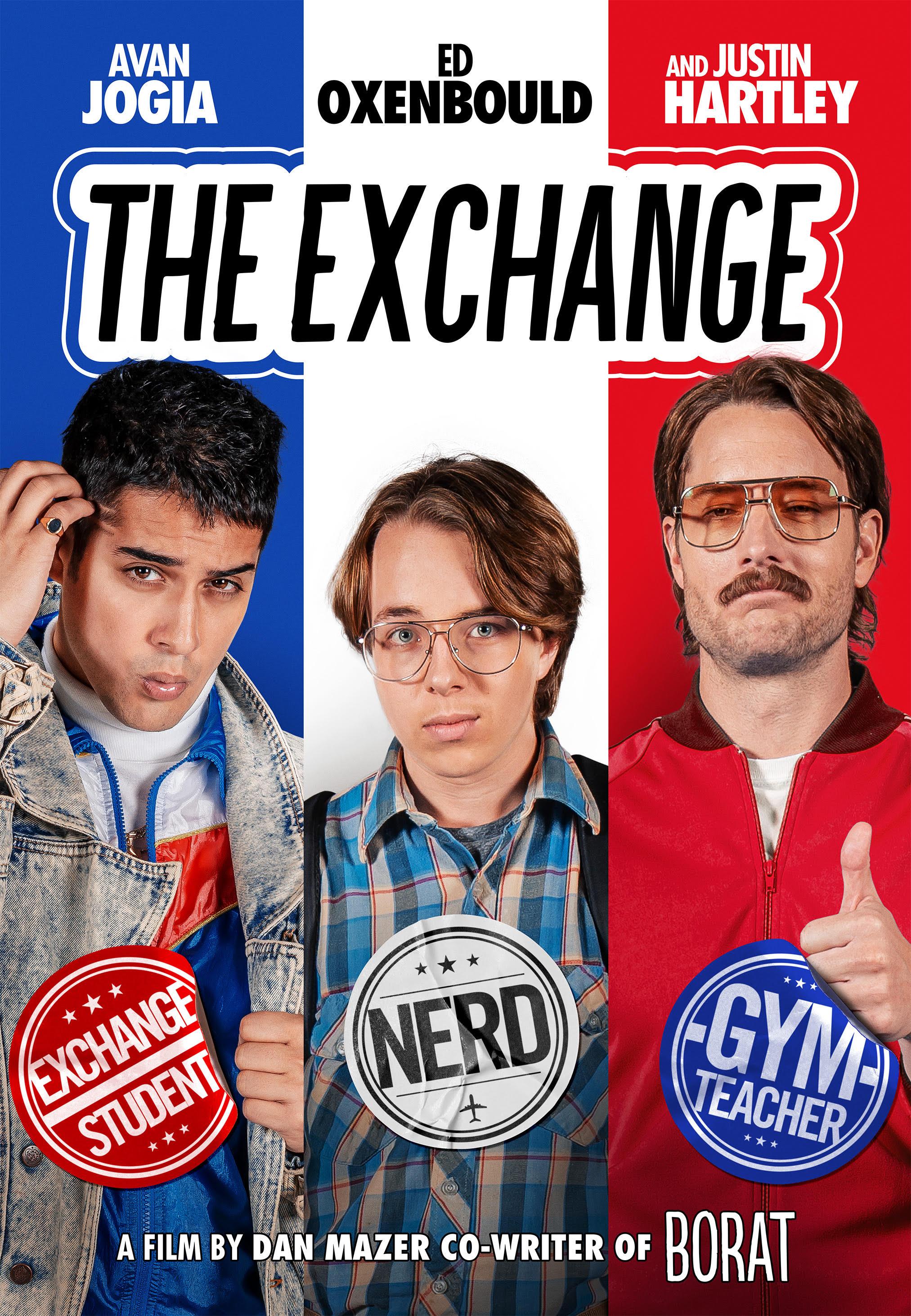 Download pelo celular The Exchange Qualidade boa