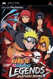 Naruto Shippûden: Legends: Akatsuki Rising Poster