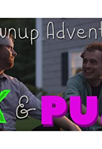 Primary photo for The Grownup Adventures of Fink & Puzzy
