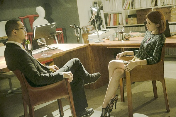 Wei-Ning Hsu and Ralf Chiu in Design 7 Love (2014)