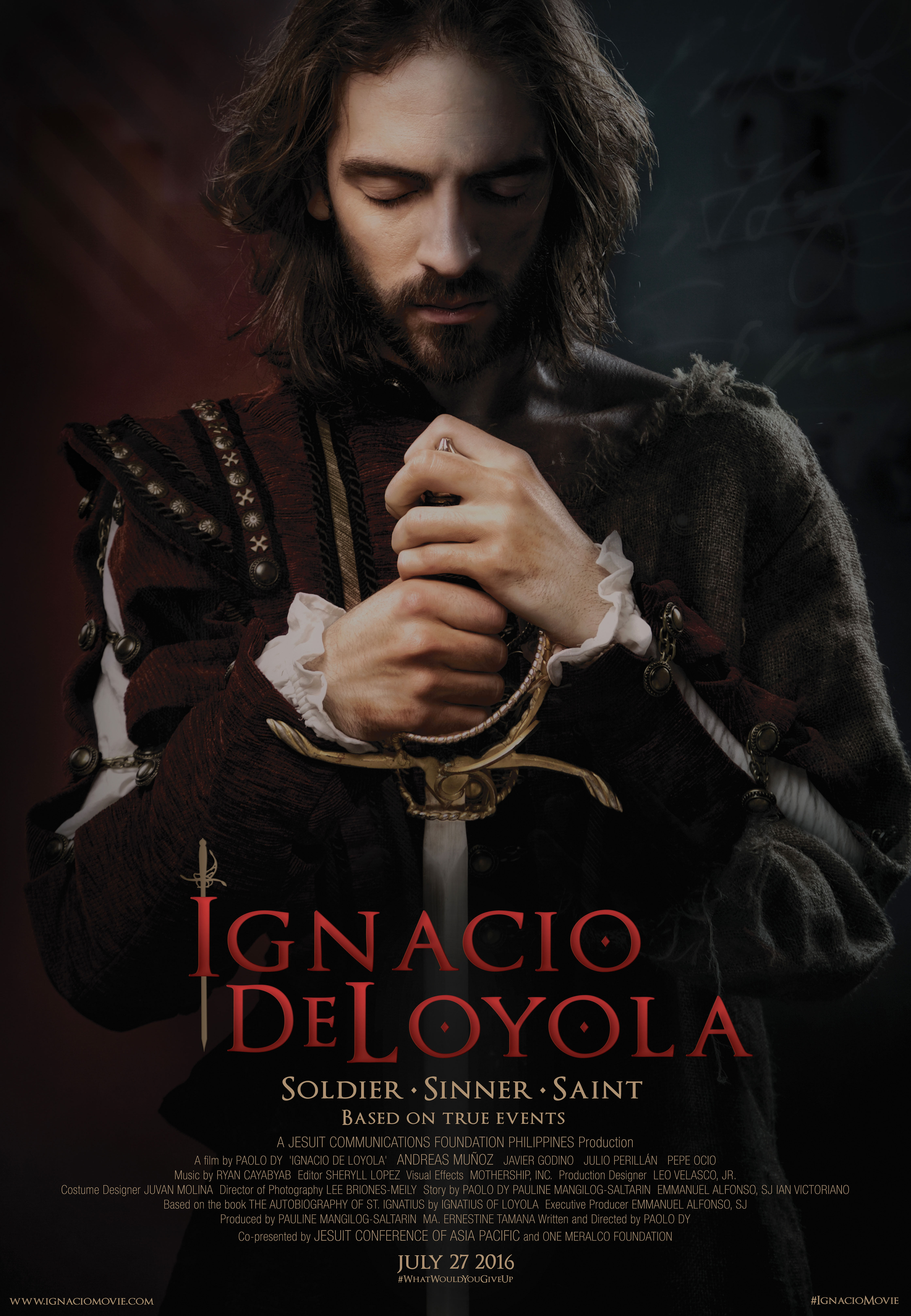 IGNACAS LOJOLA (2016) / IGNATIUS OF LOYOLA