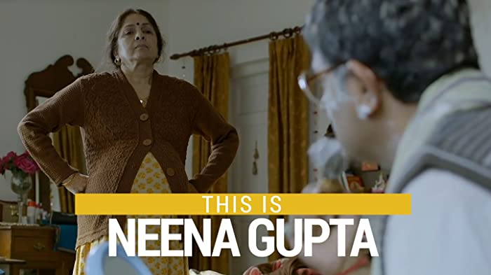 """Acclaimed actress Neena Gupta's career took a new shift after playing a middle-aged mother who unexpectedly becomes pregnant in 'Badhaai Ho.' """"No Small Parts"""" takes a look at her rise to fame."""