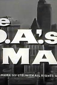 The D.A.'s Man (1959)