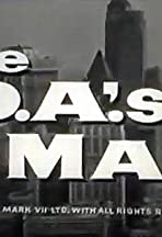 The D.A.'s Man