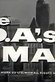 The D.A.'s Man Poster