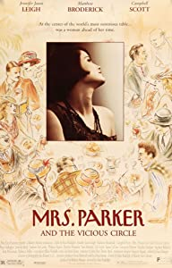 Easy watching comedy movies Mrs. Parker and the Vicious Circle USA [480p]