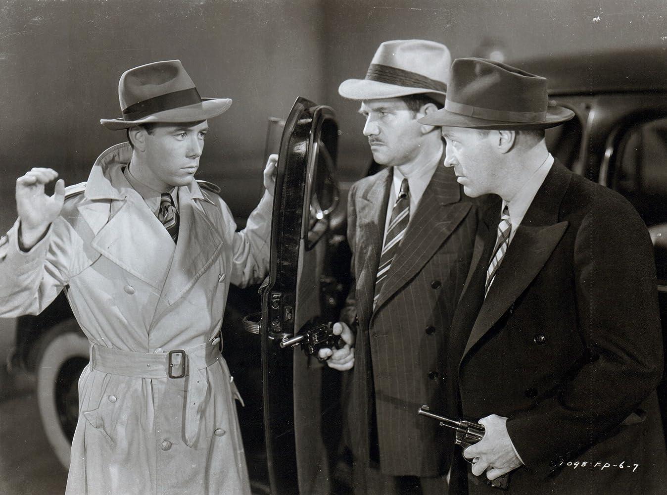 John Bagni, Lynton Brent, and Frank Coghlan Jr. in Adventures of Captain Marvel (1941)