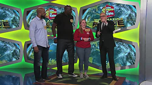 The Price Is Right Primetime Special: The Amazing Race Edition
