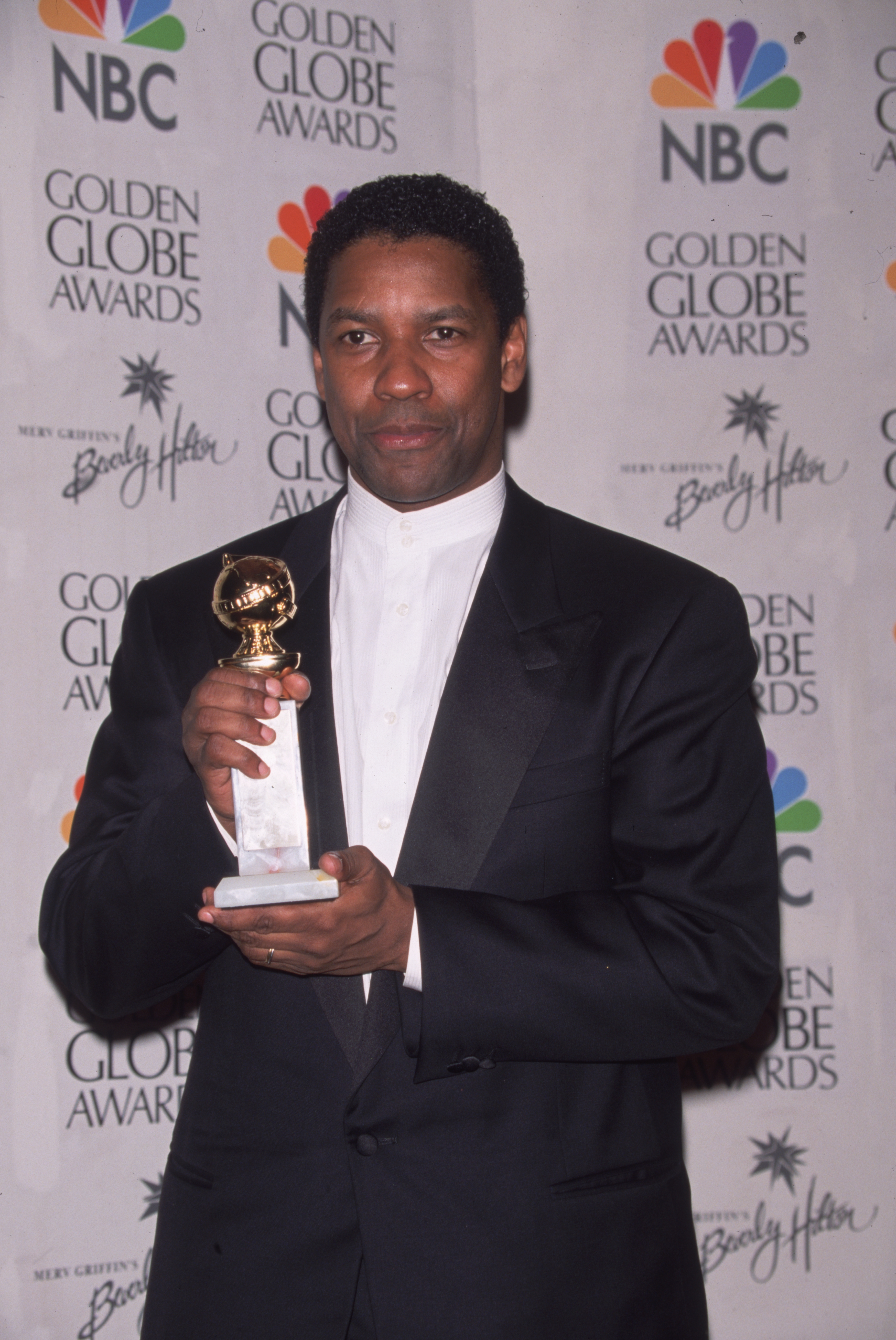 Denzel Washington at an event for The Hurricane (1999)