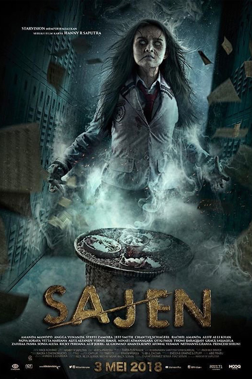 Sajen (2018) Dual Audio 720p WEBRip [Hindi + English (ORG)] Full Movie