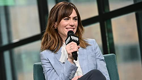 "BUILD: Maggie Siff Loves Playing a ""Complicated Character"" on ""Billions"""