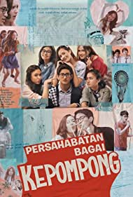 Yasmin Napper, Shanice Margaretha, Thalita Putri, Jihan Safira, Juan Bione Subiantoro, and Beby Tsabina in Persahabatan Bagai Kepompong (2021)