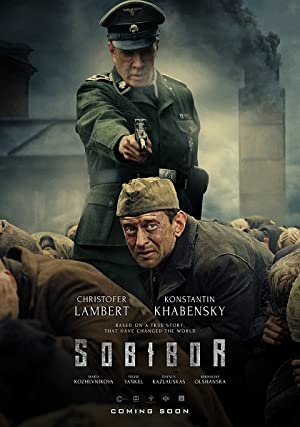 Escape from Sobibor (2018)