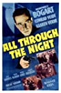 All Through the Night (1942) Poster