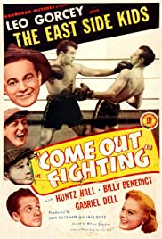 Come Out Fighting Poster