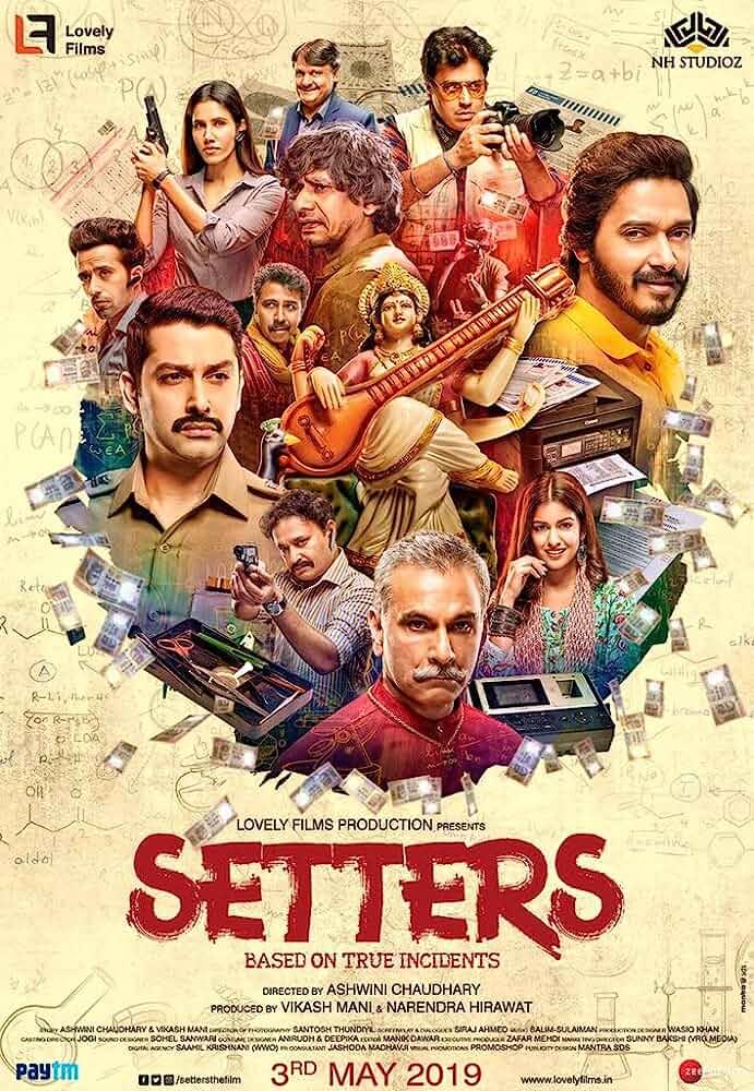 Setters (2019) Hindi 480p HDRip x264 AAC 350MB Download