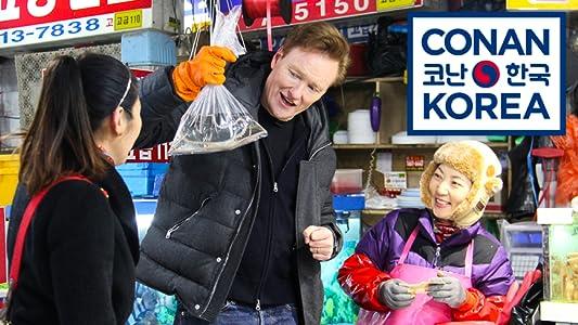 Movie mobile download Conan in Korea by none [320p]