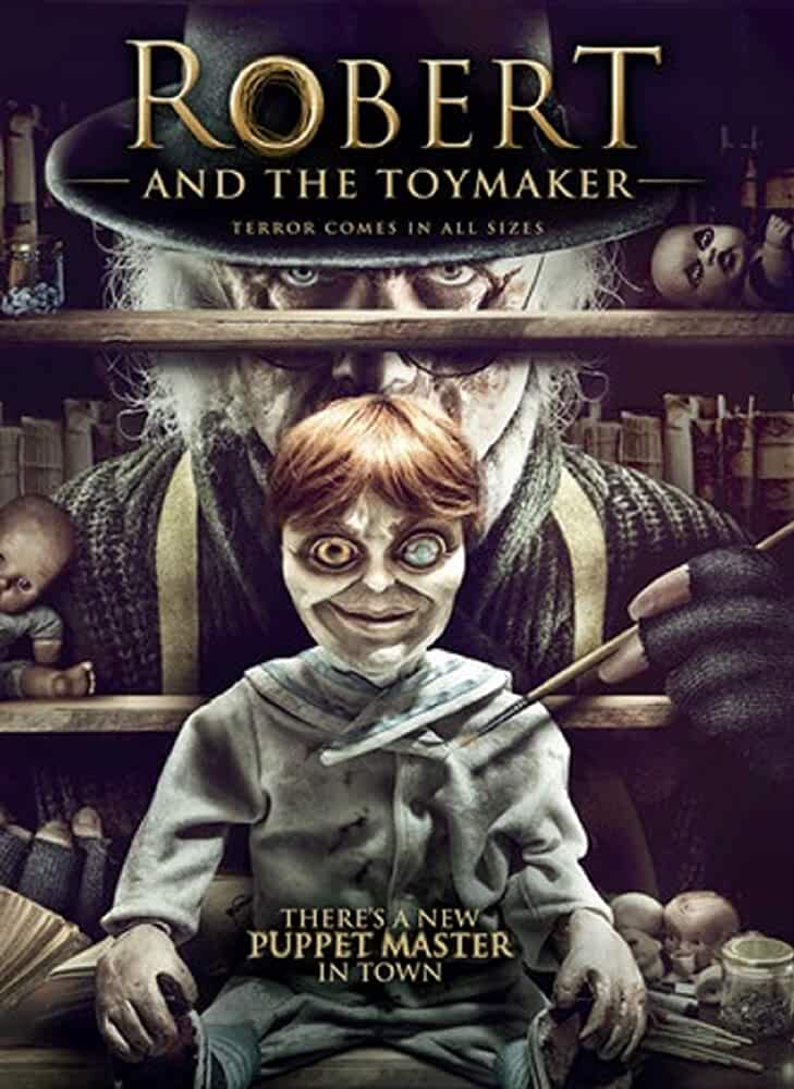 Robert and the Toymaker (2017) Hindi Dubbed
