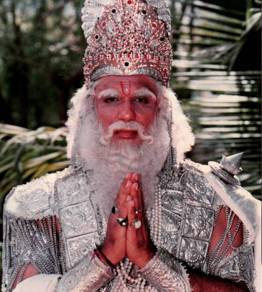 Mukesh Khanna in Mahabharat (1988)
