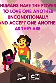 Steven Universe and the Dove Self-Esteem Project Poster