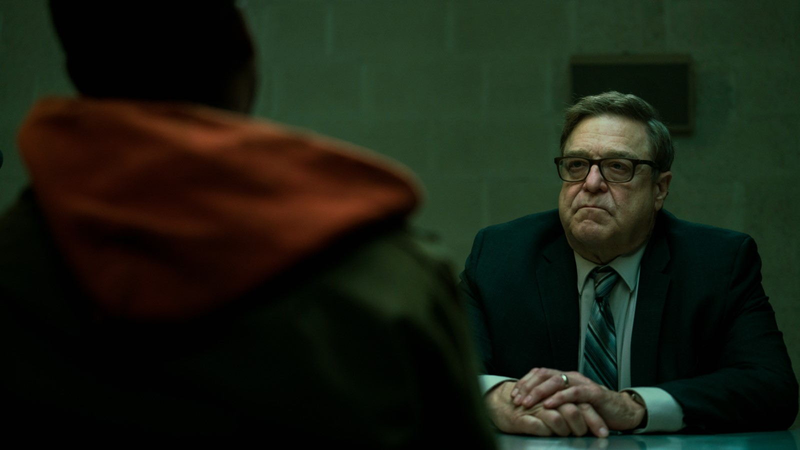 John Goodman in Captive State (2019)