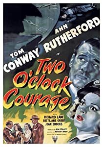 Two O'Clock Courage Anthony Mann