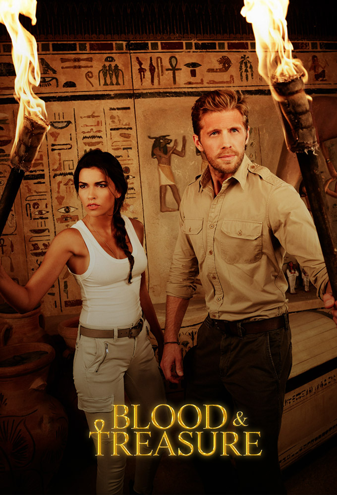 KRAUJAS IR TURTAI (1 Sezonas) / BLOOD & TREASURE Season 1