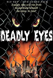 Deadly Eyes: Dogs in Rats Clothing Poster