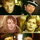 Marina Dyuzheva, Aleksey Eybozhenko, Vladimir Gostyukhin, Irina Muravyova, Pyotr Velyaminov, and Girts Jakovlevs in Vremya vybralo nas (1976)