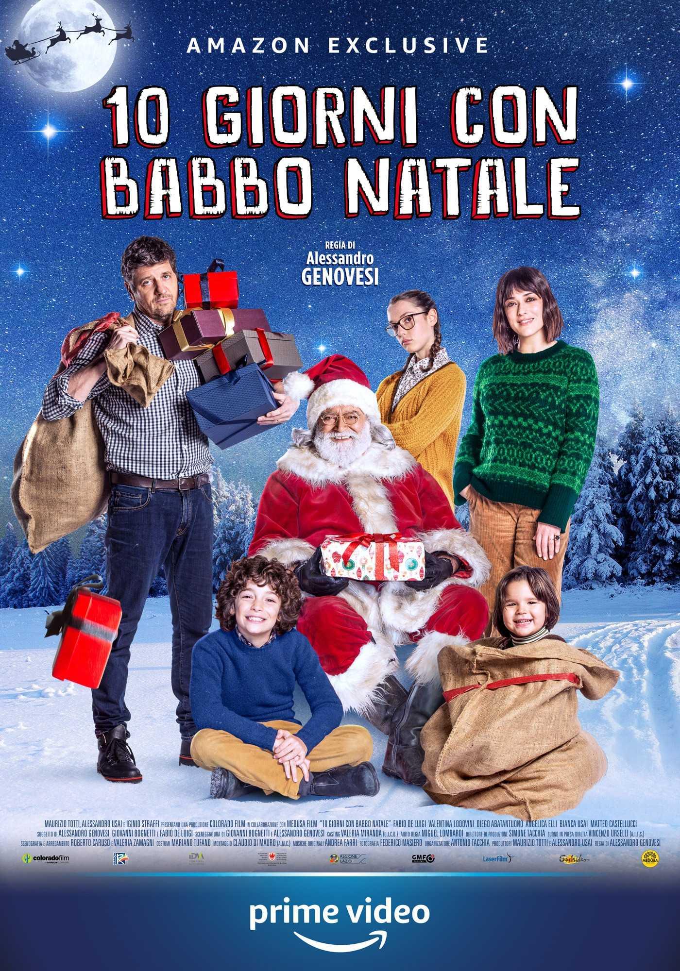 Il Babbo Natale.10 Giorni Con Babbo Natale 2020 Imdb