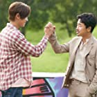Dal Hwan Cho and Chan-Yeol Park in The Box (2021)